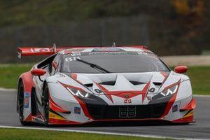 Giacomo Altoè, Jonathan Ceccotto, Lp Racing srl, Lamborghini Huracan GT3