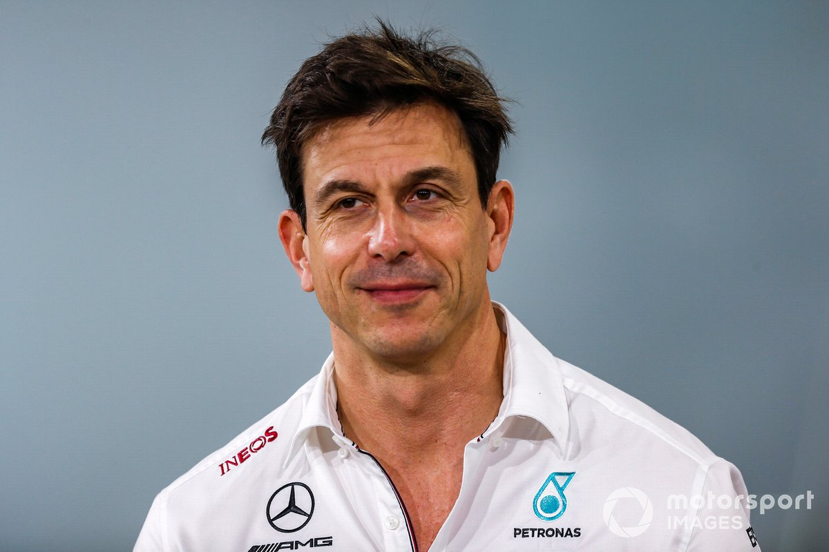 Toto Wolff, Executive Director – Business, Mercedes AMG