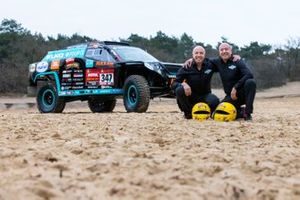Tim E Tom Coronel, Coronel Dakar Team