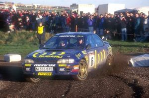 Richard Burns, Subaru Impreza