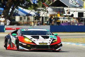 #1: Paul Miller Racing Lamborghini Huracan GT3, GTD: Madison Snow, Bryan Sellers, Corey Lewis