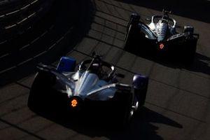 Nyck de Vries, Mercedes-Benz EQ, EQ Silver Arrow 02, Maximilian Gunther, BMW i Andretti Motorsport, BMW iFE.21
