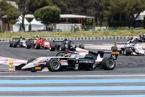 Greogoire Saucy, ART Grand Prix, vince di Gara 2