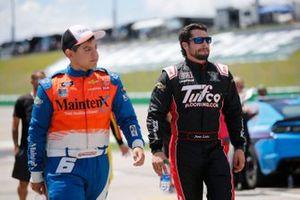 Jesse Little, B.J. McLeod Motorsports, Toyota Supra, Ryan Vargas, JD Motorsports, Chevrolet Camaro TeamJDMotorsports.com