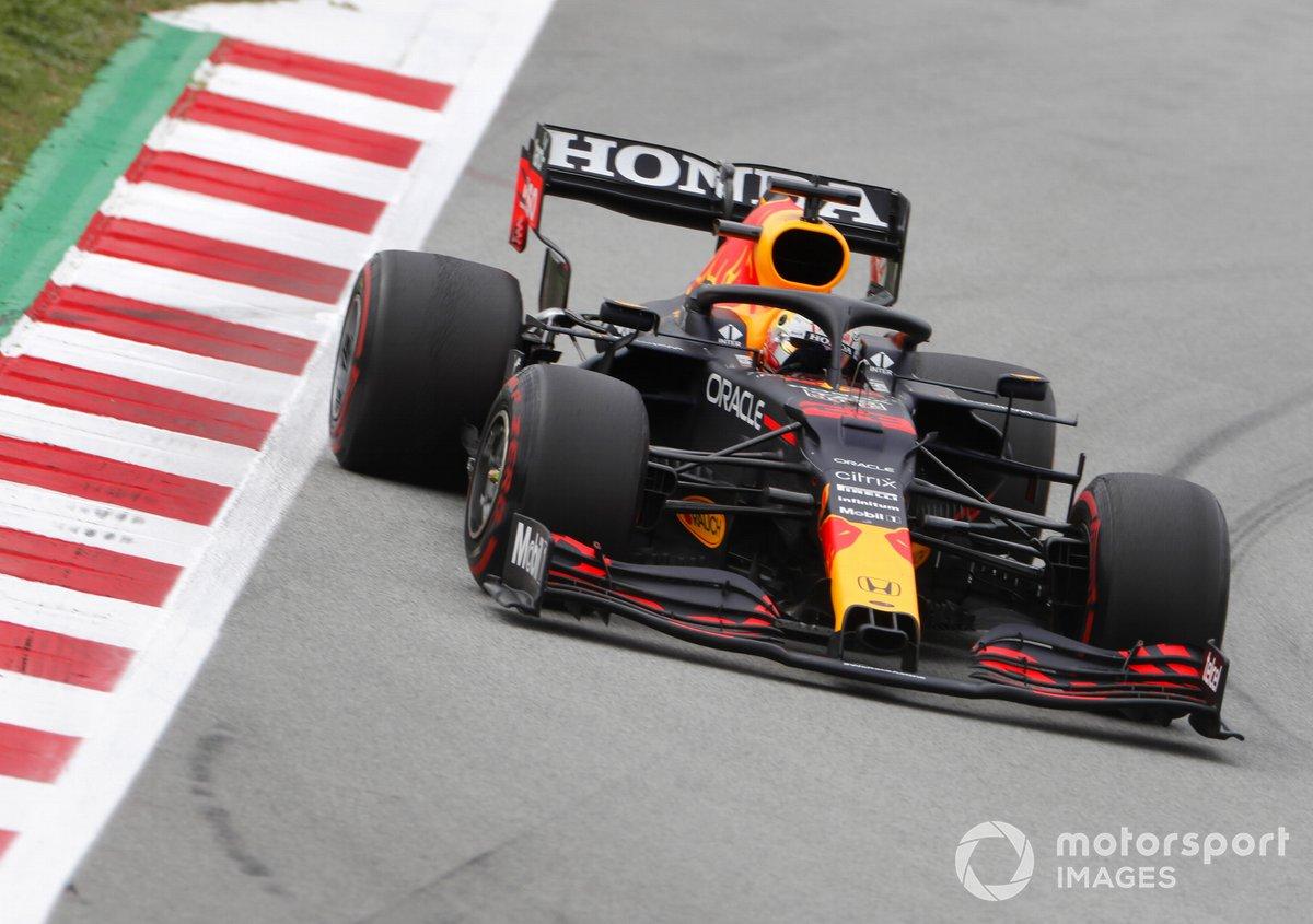 Barcelona: Max Verstappen (Red Bull)