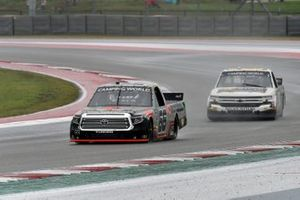 Paul Menard, ThorSport Racing, Toyota Tundra Mattei Air Compressors, Jack Wood, GMS Racing, Chevrolet Silverado Chevy Accessories