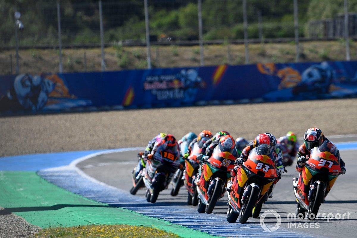 Deniz Oncu, Red Bull KTM Tech 3