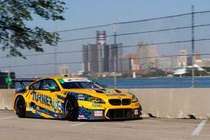 #96 Turner Motorsport BMW M6 GT3, Bill Auberlen, Robby Foley