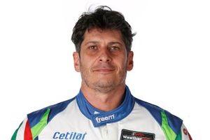 #47 Cetilar Racing Dallara LMP2: Andrea Belicchi