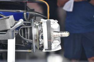 Передние тормоза Williams FW43B