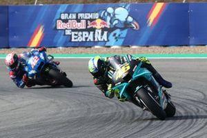 Valentino Rossi, Petronas Yamaha SRT, Alex Rins, Team Suzuki MotoGP