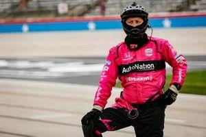 Jack Harvey, Team Meyer Shank Racing Honda