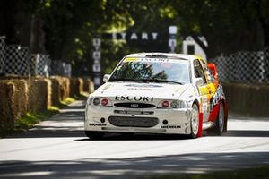 Nick Jarvis, 1997 Ford Escort Cosworth