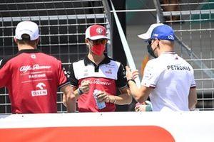 Antonio Giovinazzi, Alfa Romeo Racing,