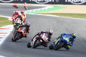 Joan Mir, Team Suzuki MotoGP, Takaaki Nakagami, Team LCR Honda, Miguel Oliveira, Red Bull KTM Factory Racing