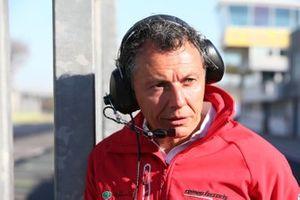 Mario Ferraris, Romeo Ferraris Team Principal