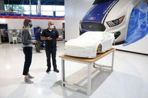 Presentación de la nueva generación de Ford Mustang en el Centro Tecnológico de Ford Performance