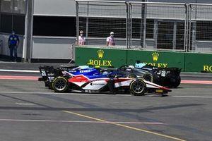 Guilherme Samaia, Charouz Racing System, Alessio Deledda, HWA Racelab e Jack Aitken, HWA Racelab