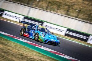 #222 Team Allied Racing Porsche 911 GT3-R: Julien Apothéloz, Klaus Bachler