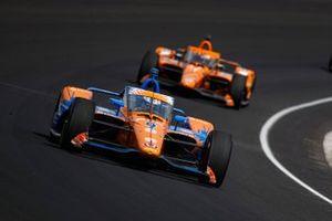 Scott Dixon, Chip Ganassi Racing Honda.