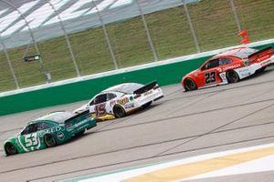 Garrett Smithley, Rick Ware Racing, Chevrolet Camaro, Bayley Currey, Rick Ware Racing, Chevrolet Camaro