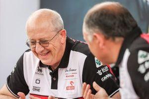 Jean Philippe Imparato, Brand CEO, Alfa Romeo