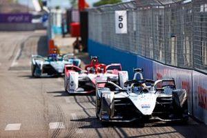 Edoardo Mortara, Venturi Racing, Silver Arrow 02, Joel Eriksson, Dragon Penske Autosport, Penske EV-5