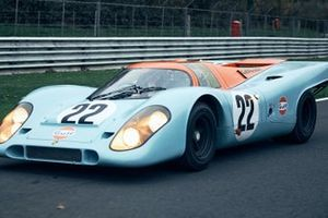 Porsche 917k di Le Mans del 1970