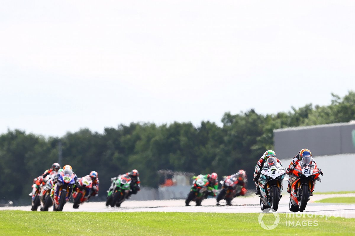 Michael Ruben Rinaldi, Aruba.It Racing - Ducati, Chaz Davies, Team GoEleven