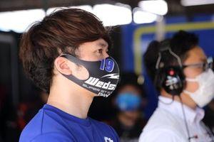 Ritomo Miyata, #19 WedsSport ADVAN GR Supra