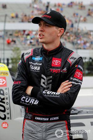 Christian Eckes, ThorSport Racing, Toyota Tundra TSport / Curb Records