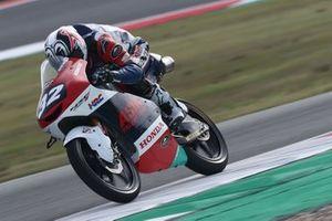 Takuma Matsuyama, Honda Team Asia