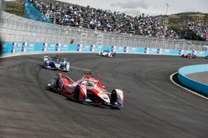 Alexander Sims, Mahindra Racing, M7Electro, Maximilian Guenther, BMW I Andretti Motorsports, BMW iFE.21