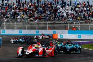 Alexander Sims, Mahindra Racing, M7Electro, Tom Blomqvist, NIO 333 001