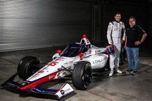 Stefan Wilson, Don Cusick, Andretti Autosport-Honda