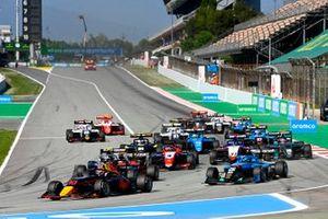 Jak Crawford, Hitech Grand Prix, Calan Williams, Jenzer Motorsport, Jack Doohan, Trident, Reshad De Gerus, Charouz Racing System