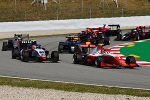 Arthur Leclerc, Prema Racing, Enzo Fittipaldi, Charouz Racing System