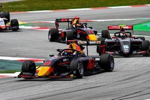 Jonny Edgar, Carlin Buzz Racing, Oliver Rasmussen, HWA Racelab, Ayumu Iwasa, Hitech Grand Prix