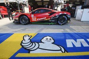 #52 AF Corse Ferrari 488 GTE Evo: Cristoph Ulrich, Steffen Görig, Alexander