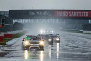 #17 TRG - The Racers Group Porsche 718 Cayman GT4 CS MR: Dr. James Rappaport, Derek DeBoer, Andy Lally