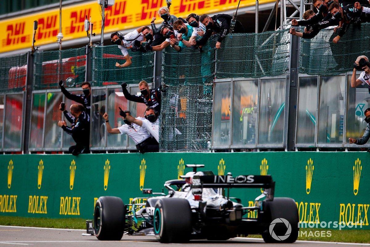 89 - GP de Bélgica 2020, Mercedes