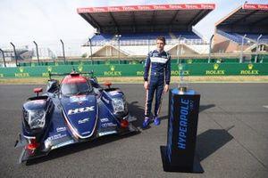 LMP2 pole sitter #22 United Autosports Oreca 07 - Gibson: Paul di Resta