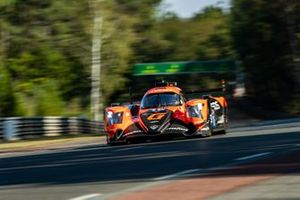 #16 G-Drive Racing BY Algarve - Aurus 01 - Gibson: Ryan Cullen, Oliver Jarvis, Nick Tandy