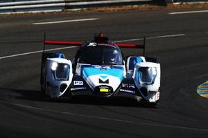 #24 Nielsen Racing Oreca 07 - Gibson: Garret Grist, Alex Kapadia, Anthony Wells
