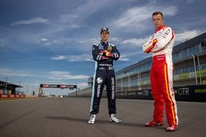 Jamie Whincup, Triple Eight Race Engineering, Scott McLaughlin, DJR Team Penske