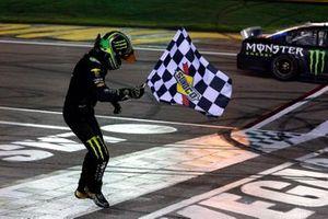 Ganador Kurt Busch, Chip Ganassi Racing, Chevrolet Camaro