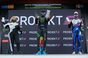 Podium : Le vainqueur Ken Block, Hoonigan Racing