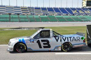 Johnny Sauter, ThorSport Racing, Ford F-150 Vivitar