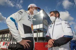 Sheldon van der Linde, BMW Team RBM, Timo Glock, BMW Team RMG