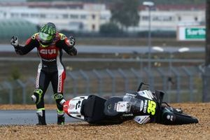 Cal Crutchlow, Team LCR Honda dopo la caduta